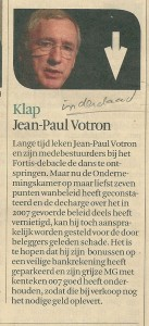 Jean-Paul Votron, from King to Pauper...