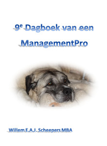 9e Dagboek van een ManagementPro