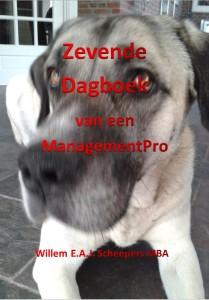Zevende Dagboek Voorblad