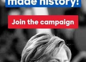 Hillary Clinton history 2016a