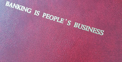 Banking is People's Business; Willem Scheepers